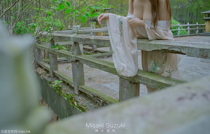 铃木美咲(Misaki Suzuki)-伊人之美如梦似幻(44P+6V/364M)