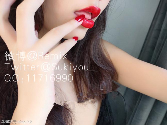 草莓味的软糖-黑色吊带裙【45P+1V/609MB】
