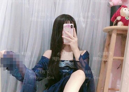 小清殿下-紫色汉服(52P+1v/377MB)