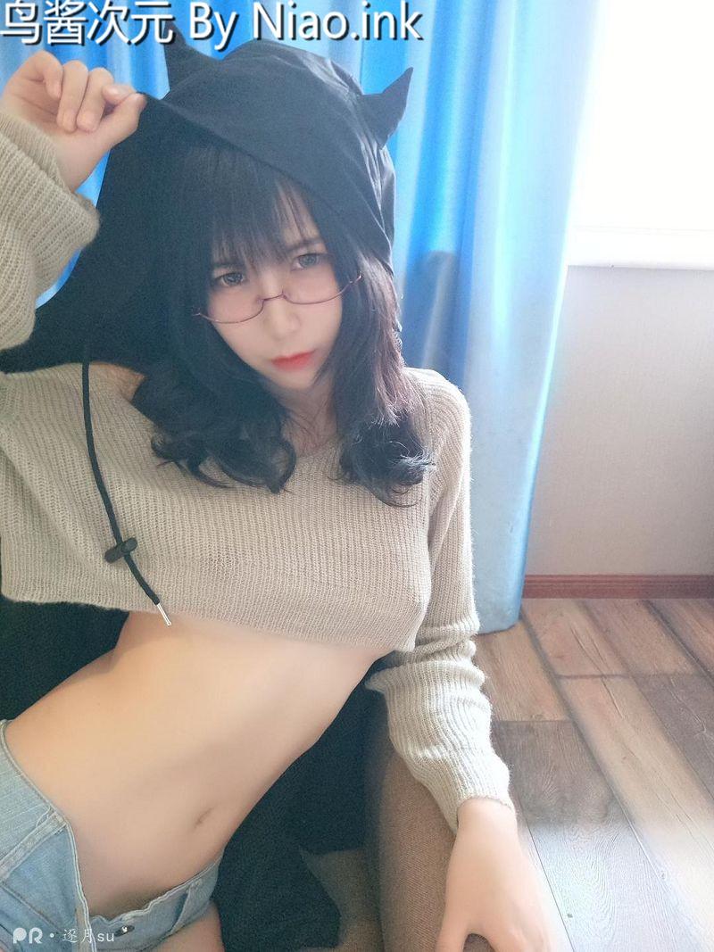 [福利姬] 枸名(逐月su) PR时期+现独立售卖全集套写真合集4.25G