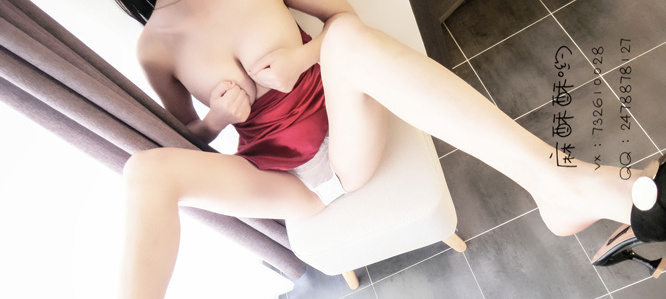 麻酥酥哟-红色连衣裙[20P+2V/120M]