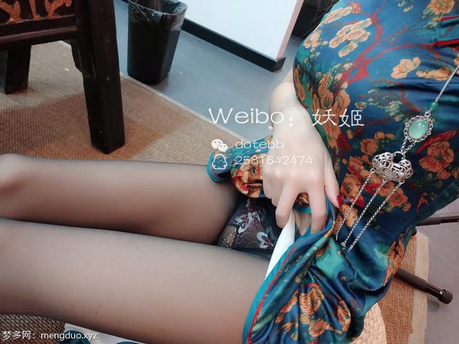 完具-蓝色旗袍[31p+2v/1.4G]